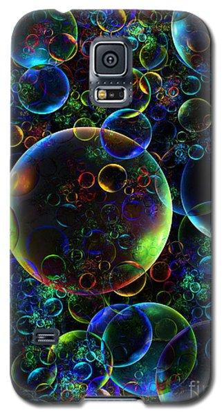 Bubbles Orgy 2 Galaxy S5 Case