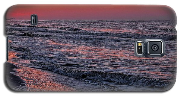 Bubbling Surf Galaxy S5 Case by Michael Thomas
