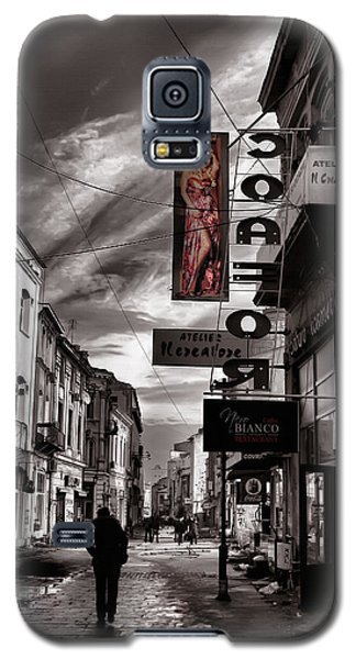 Bucharest Street Galaxy S5 Case