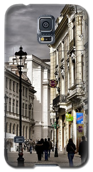 Bucharest The Little Paris Galaxy S5 Case