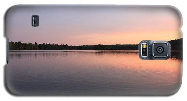 Buck Pond At Dusk Galaxy S5 Case by Paul Cammarata