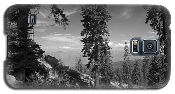Buck Rock Fire Lookout Galaxy S5 Case