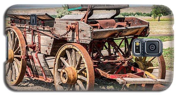 Buckboard Wagon Galaxy S5 Case
