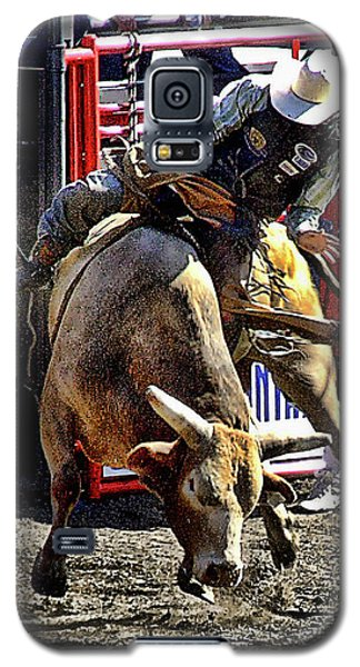 Buckin Bull Galaxy S5 Case