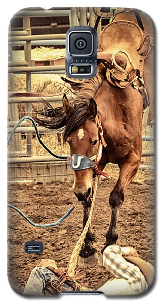 Bucking Galaxy S5 Case by Caitlyn  Grasso