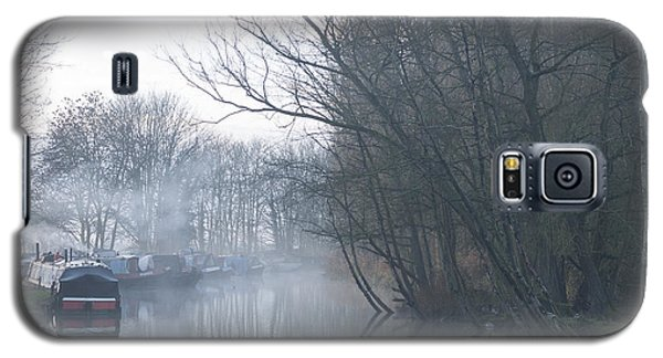 Galaxy S5 Case featuring the photograph Buckingham Arm by David Isaacson