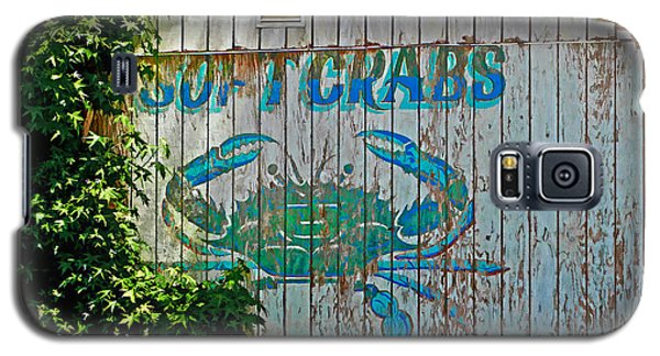 Buckroe Crab Shack Galaxy S5 Case