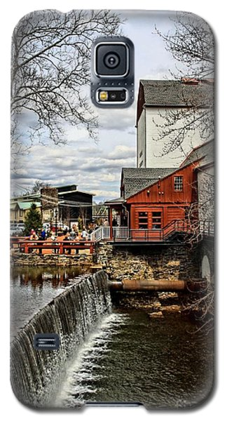 Bucks County Playhouse Galaxy S5 Case by DJ Florek