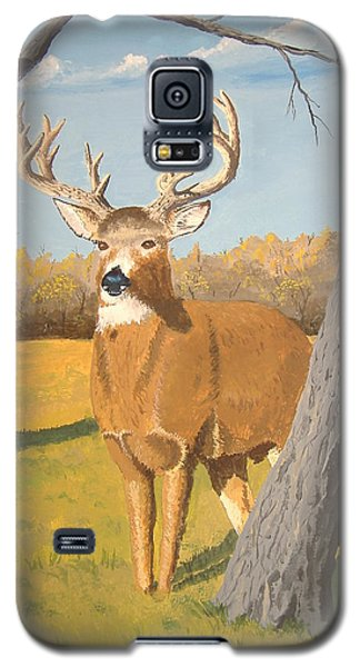 Bucky The Deer Galaxy S5 Case