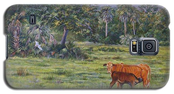 Bucolic Florida Galaxy S5 Case