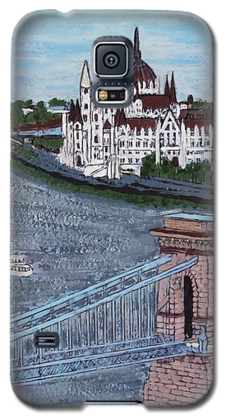 Budapest Bridge Galaxy S5 Case