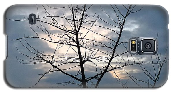 Galaxy S5 Case featuring the photograph Budapest Sunset by Deborah Smolinske