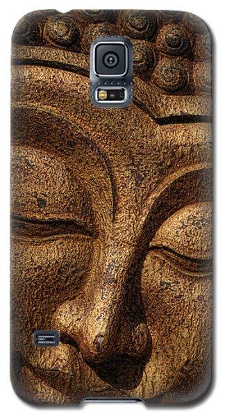 Buddha Galaxy S5 Case by Elena Nosyreva