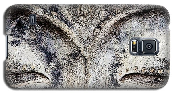 Galaxy S5 Case featuring the photograph Buddha Eyes by Roselynne Broussard