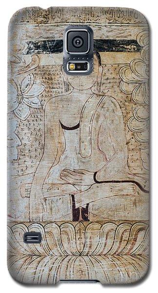 Buddha Fresco Galaxy S5 Case