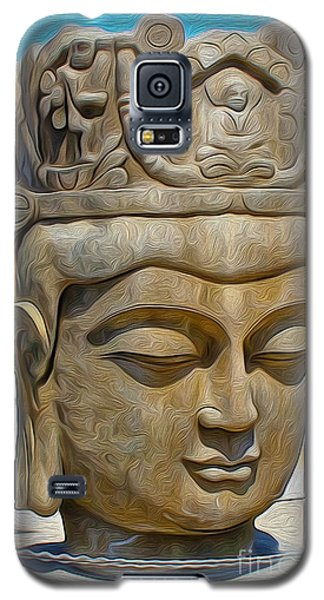 Buddha Galaxy S5 Case by Gregory Dyer
