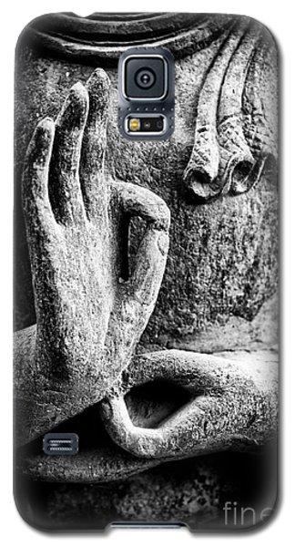 Buddha Hand Mudra Galaxy S5 Case