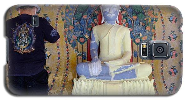 Buddha In Making Galaxy S5 Case