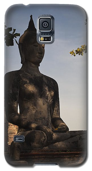 Buddha In Wat Mahathat Galaxy S5 Case