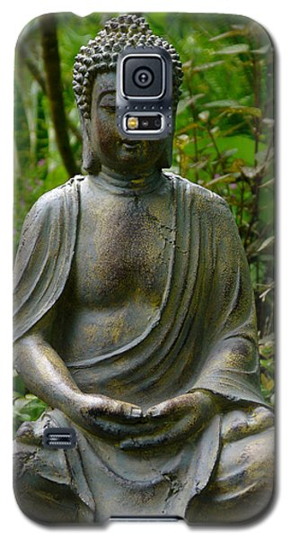 Galaxy S5 Case featuring the photograph Buddha by Keith Hawley