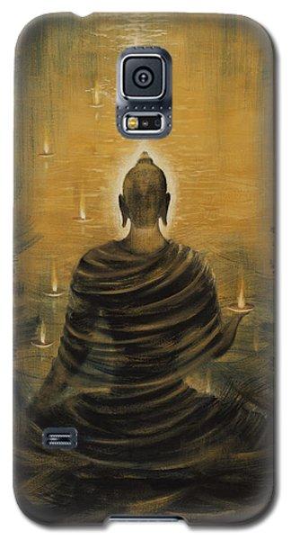 Buddha. Nirvana Ocean Galaxy S5 Case