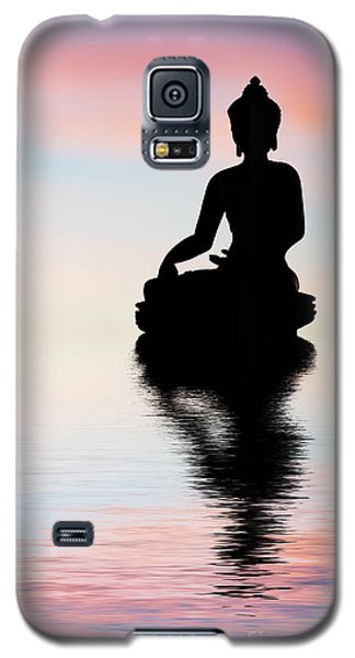 Buddha Reflection Galaxy S5 Case