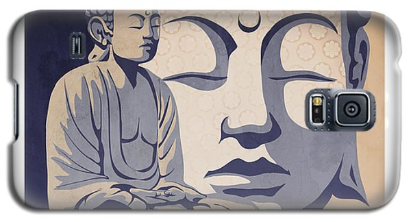 Buddha Galaxy S5 Case by Sassan Filsoof