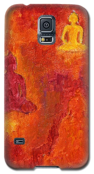 Buddhas Of Compassion Galaxy S5 Case