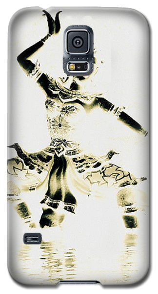 Buddhist Dancer Galaxy S5 Case