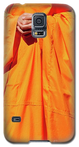 Buddhist Monk 02 Galaxy S5 Case