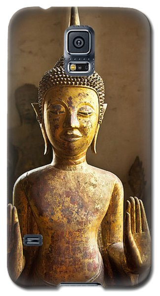 Buddhist Statues G - Photograph By Jo Ann Tomaselli  Galaxy S5 Case