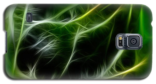 Budding Beauty Galaxy S5 Case