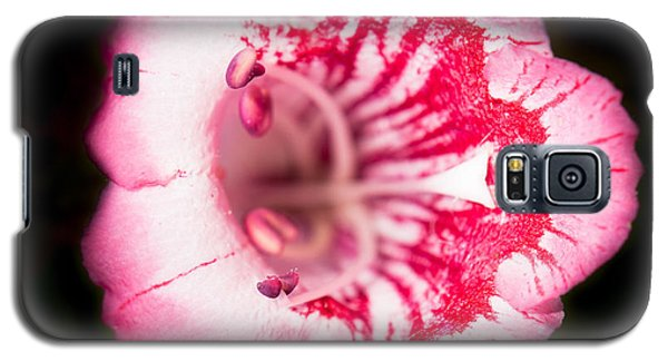 Budding Flower Galaxy S5 Case