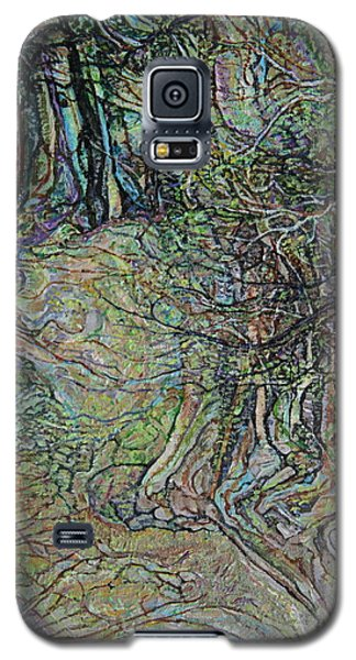 Budding Trees Galaxy S5 Case