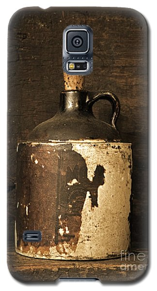 Buddy Bear Moonshine Jug Galaxy S5 Case by John Stephens