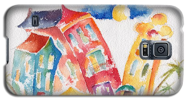Buddy Buildings Galaxy S5 Case