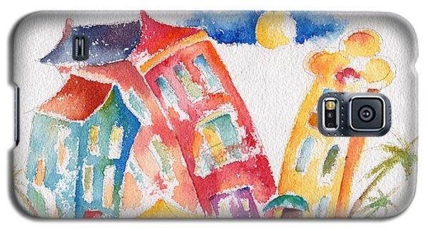 Buddy Buildings Galaxy S5 Case by Pat Katz