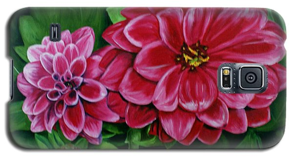 Buds And Blossoms Galaxy S5 Case
