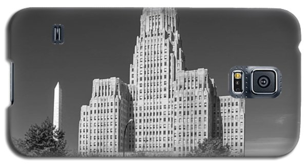 Buffalo City Hall 0519b Galaxy S5 Case