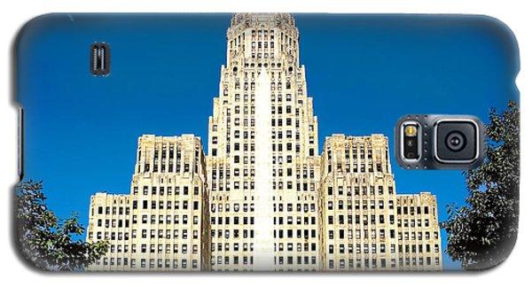 Buffalo City Hall Galaxy S5 Case by Jim Lepard