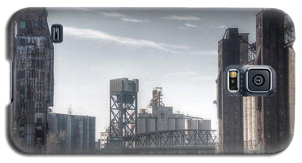 Buffalo Grain Mills Galaxy S5 Case by Jim Lepard