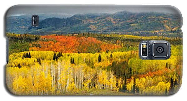 Buffalo Pass Steamboat Springs Co Galaxy S5 Case