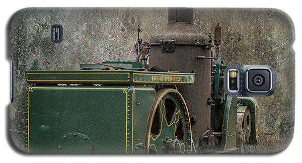 Buffalo Springfield Steam Roller Galaxy S5 Case by Paul Freidlund