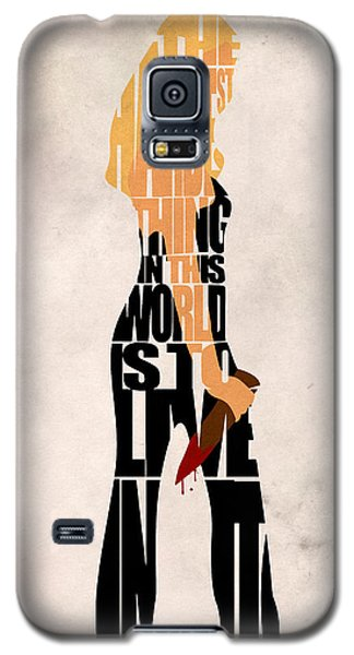 Buffy The Vampire Slayer Galaxy S5 Case