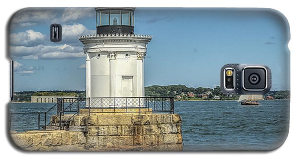 Galaxy S5 Case featuring the photograph Bug Light by Jane Luxton