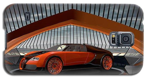 Bugatti Veyron Galaxy S5 Case