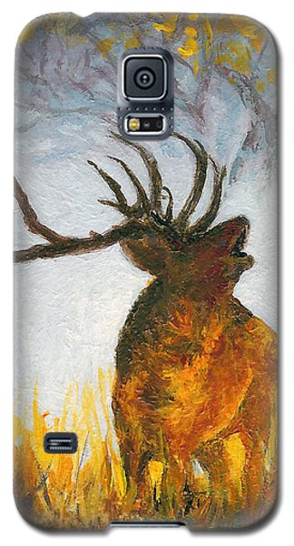 Bugling Elk Galaxy S5 Case
