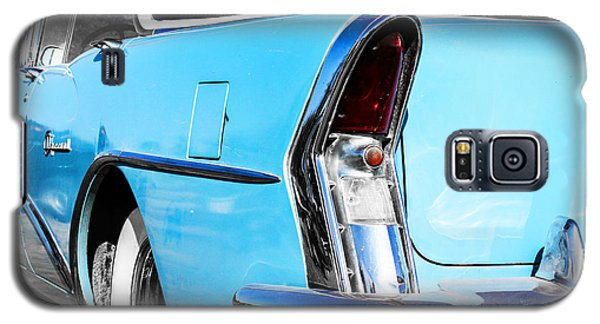Buick Baby Blue Galaxy S5 Case
