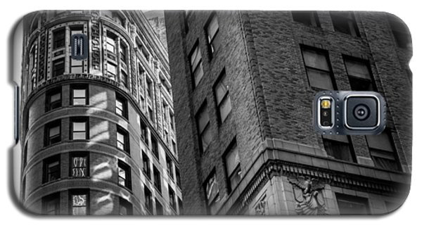 Buildings In New York Galaxy S5 Case