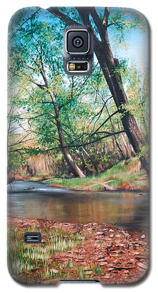 Bull Creek Galaxy S5 Case